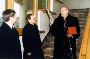 Ks. Prymas Józef Kardynał Glemp