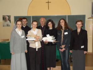 2005.04.16 — IX Ogólnopolski Konkurs Wiedzy Biblijnej (fot. Rafał C.)