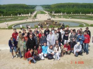 2005.06.03-11 — Wycieczka do Paryża (fot. ks. A.Maj)