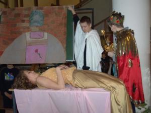 2006.03.31 — Dzień Bajek — Ibg — Śpiąca Królewna (fot. Rafał C.)