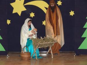 2006.12.22 — Teatr SCENE — XIX-wieczna polska szopka ludowa (fot. Rafał C.)