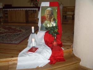 2007.04.02 — II rocznica śmierci Jana Pawła II (fot. Rafał C.)
