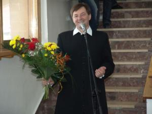 2009.02.24 — imieniny ks. Dyrektora (fot. Rafał C.)