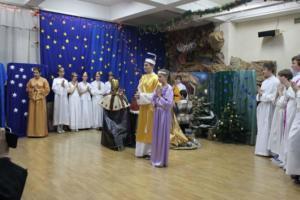 2011.01.22 — Jasełka w klasie Ibg (fot. Rafał C.)