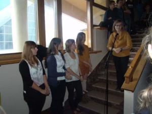 2011.10.10-13 — Wybory do Samorządu Uczniowskiego (fot. Rafał C.)