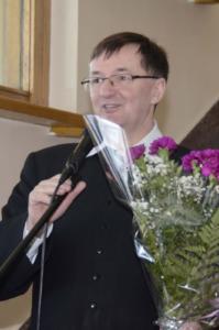 2020.02.27 — Imieniny ks. Dyrektora Mirosława Praska (fot. Rafał C.)